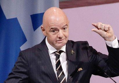 Prokurorluq FIFA prezidenti ilə bağlı araşdırmalara başladı