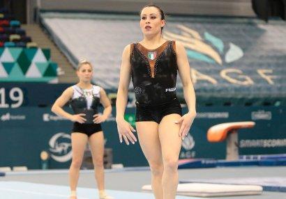 Итальянские гимнастки приедут в Баку по спецсоглашению