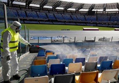 Türkiyədə idman yarışlarına azarkeş buraxılmayacaq