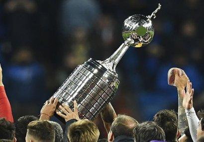 Libertadores Kubokunun oyunları təxirə salındı