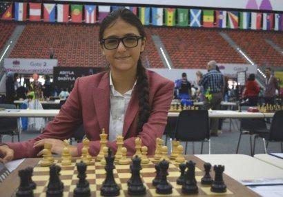 Xanım Balacayeva Azərbaycan çempionu oldu