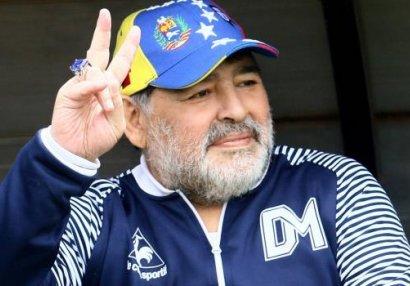 Dieqo Maradona komandadan təcrid edildi - SON DURUM
