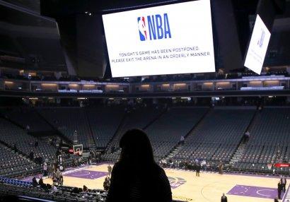 NBA-da fasilə iyun ayına qədər davam edə bilər
