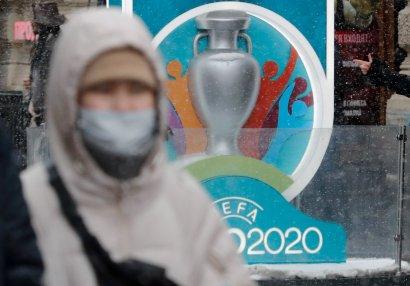 UEFA Avro-2020-nin təxirə salınması üçün 275 milyon funt tələb edir