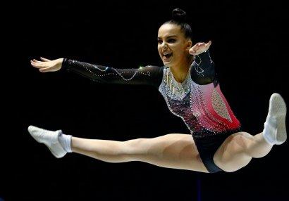 В Баку отменили еще одно гимнастическое соревнование