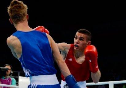 Азербайджанский боксер завоевал олимпийскую лицензию