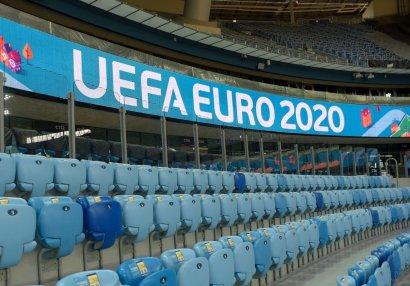 UEFA Avro-2020 üçün nəzərdə tutulmuş otel rezervasiyalarını ləğv edib