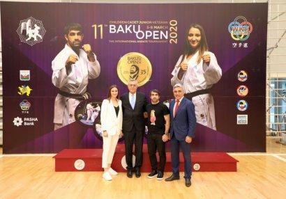 İki karateçimizin Olimpiadada döyüşəcəyi dəqiqləşdi - RƏSMİ