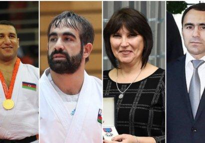 Известные азербайджанские спортсмены против коронавируса (ВИДЕО)