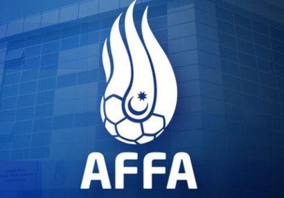 AFFA liqaların bərpa vaxtını uzatdı