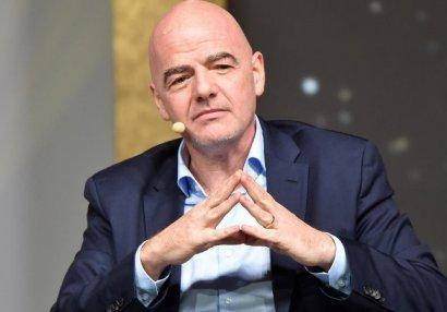 Президент ФИФА: мы обязаны помочь национальным ассоциациям и клубам