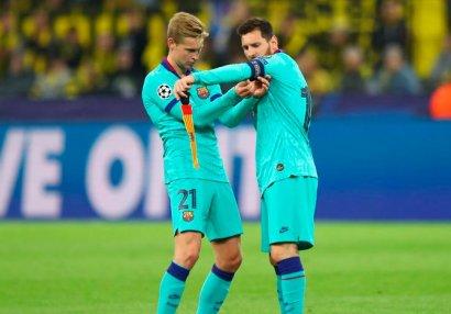 Messi ən yaxşı gənc futbolçuların adlarını açıqladı - SİYAHI