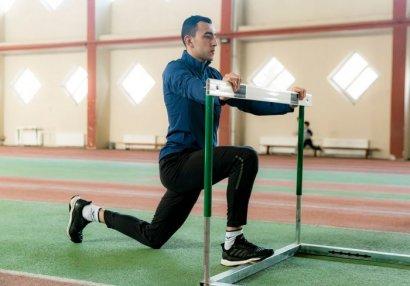 Azərbaycanlı atlet: