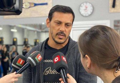 Забит Самедов: остался в Беларуси из-за закрытия границы (ВИДЕО)