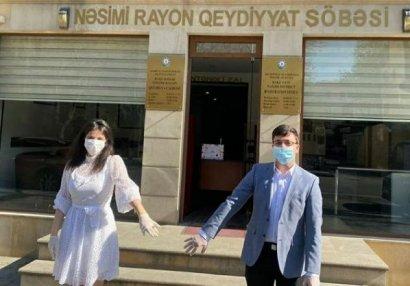 Azərbaycanlı şahmatçılar nikah bağladılar