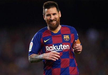 Messi ən yaxşı driblinq ustalarının siyahısında