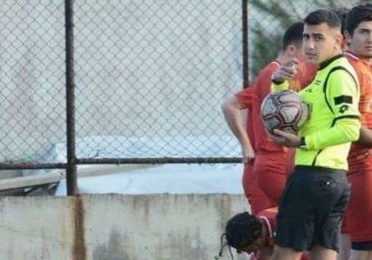 Azərbaycanlı futbol hakimi: