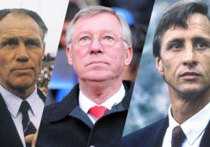 Кто самый лучший тренер в истории футбола? (ТОП-10)