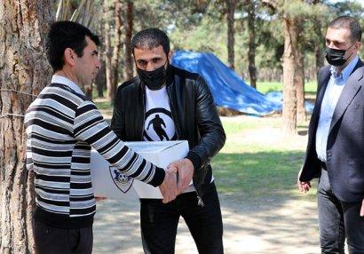 """""""Qarabağ""""ın Ağdama səfərindən VİDEO"""