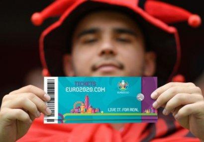 УЕФА запустил процесс возврата денег за билеты на матчи ЕВРО-2020