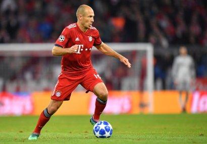 Robben karyerasını Braziliyada bərpa edə bilər