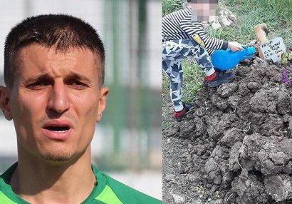 Türkiyəli futbolçudan qandonduran qətl: