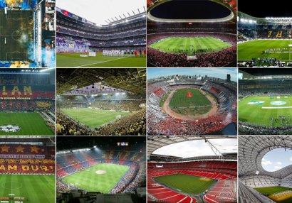 Dünyanın ən yaxşı stadionları - SIRALAMA
