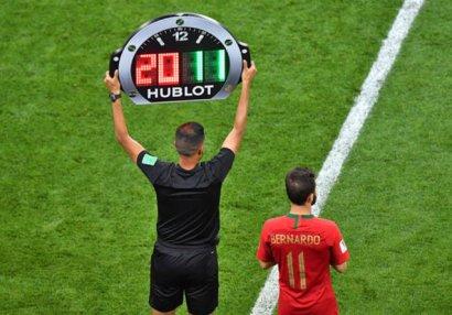 Futbol qaydalarında dəyişiklik edildi: 5 əvəzetməyə rəsmən icazə verildi