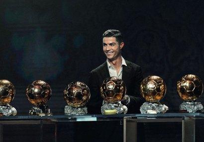 Messi ilə Ronaldunun yeri səhv düşərsə... - Onları belə görməmisiniz (FOTOLAR)