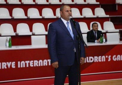 """8-ci """"Zirvə Oyunları"""" Astaradakı universal basketbol arenasının açılışı ilə start götürdü - FOTO/VİDEO"""