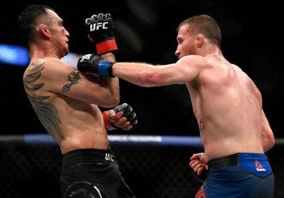 Ferqyuson və Qetji UFC 249-da nə qədər qazanıblar? - FOTO