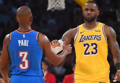 NBA: Basketbolçular mövsümün bərpasının tərəfdarıdılar