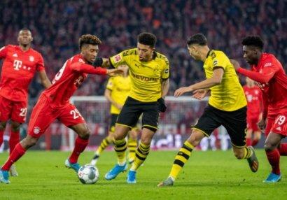Большой футбол возвращается 16 мая - Бундеслига перед рестартом