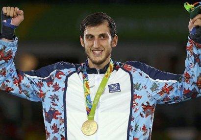 Олимпийский чемпион Азербайджана: в зале буду порхать как бабочка