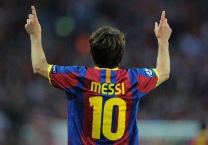 ÇL finallarının ən yaxşı oyunçusu - Messi (SIRALAMA)