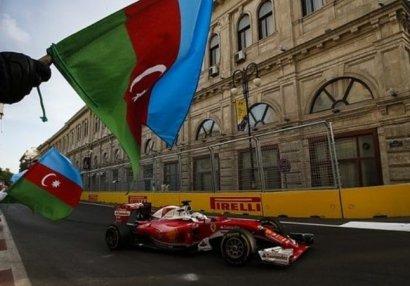 Стала известна новая дата Гран-при Азербайджана «Формулы 1»