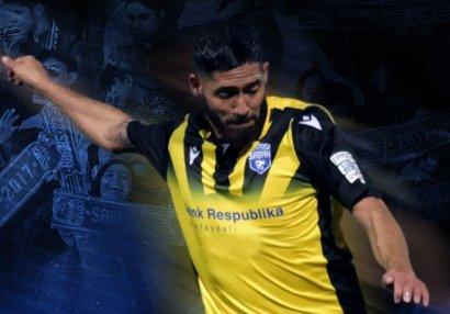 Bakı klubu futbolçusu ilə müqaviləni yenilədi