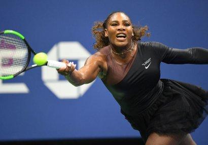 Serena Uilyams rasizmdən necə qorunduğunu açıqladı