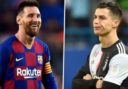 Messi Ronaldudan iki dəfə üstündü - Alimlərin araşdırması