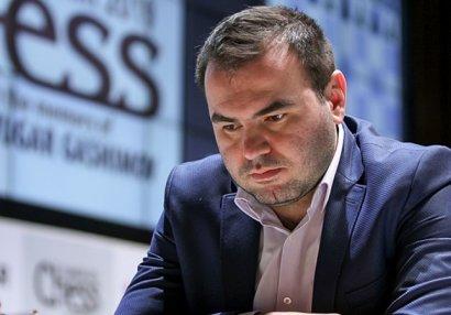 Şəhriyar Məmmədyarov beynəlxalq turnirin qalibi oldu