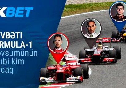 Formula-1: 2020 mövsümündə kimə mərc ediləcək?
