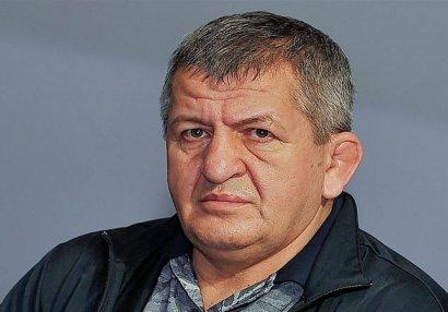 Отец Хабиба Нурмагомедова вылечился от COVID-19