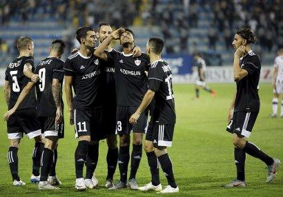 """""""Qarabağ""""ın ÇL-dəki potensial rəqibləri bəllidi"""