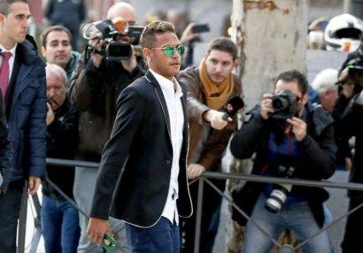 Neymar məhkəməni uduzdu: