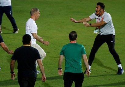 Türkiyə futbolunda aşırı biabırçılıq - FOTOLAR+VİDEO