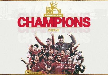 Впервые за 30 лет: «Ливерпуль» стал чемпионом Англии