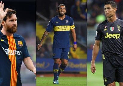Ronaldu və Messi eyni komandada?