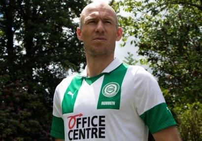 Robben qayıtdı - Bu klubda oynayacaq (FOTOLAR)