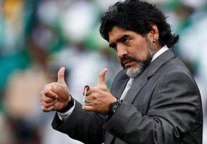 Марадона может возглавить сборную Испании