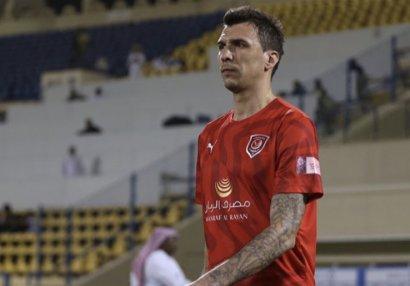 Mancukiç Qətər klubundan ayrıldığını açıqladı